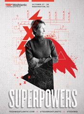 TEDx SUPERPOWERS